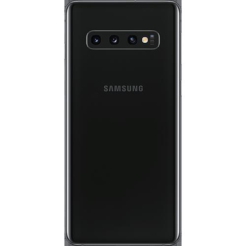 Samsung Galaxy S10 Prism Black Hinten