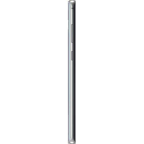 Samsung Galaxy S10+ Prism White Seite