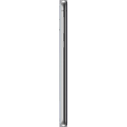 Samsung Galaxy S10e Prism White Seite