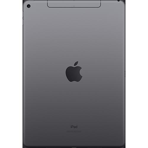 Apple iPad Air WiFi und Cellular Space Grau Hinten