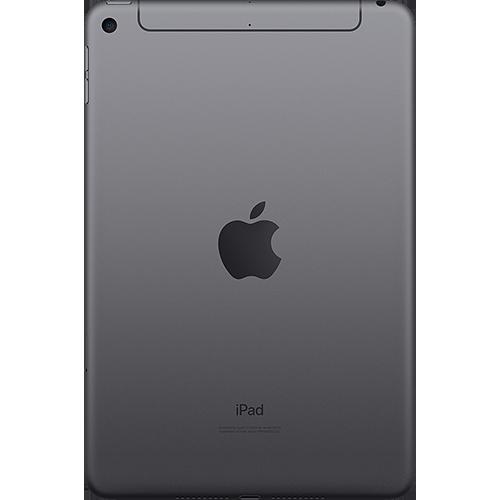 Apple iPad mini WiFi und Cellular Spacegrau Hinten