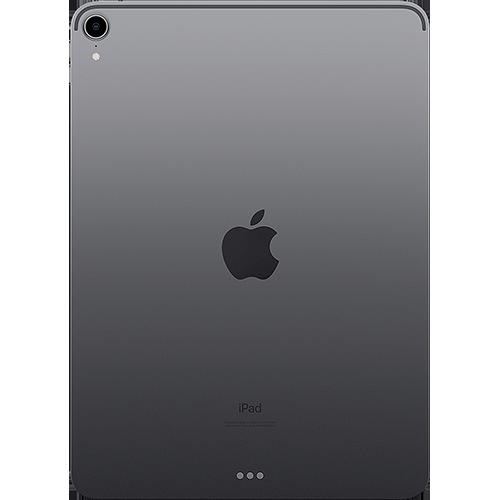 Apple 11'' iPad Pro WiFi Spacegrau Hinten