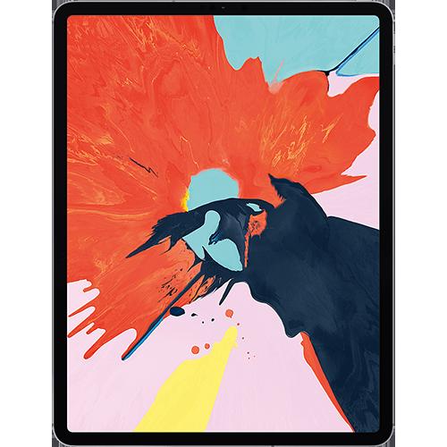 Apple 12,9'' iPad Pro (3. Generation) WiFi Spacegrau Vorne