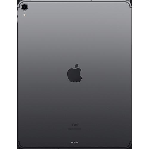 Apple 12,9'' iPad Pro (3. Generation) WiFi und Cellular Spacegrau Hinten