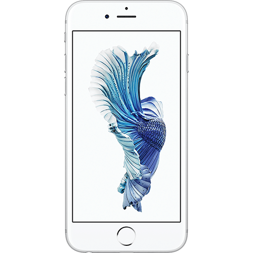 Apple iPhone 6s Silber Vorne
