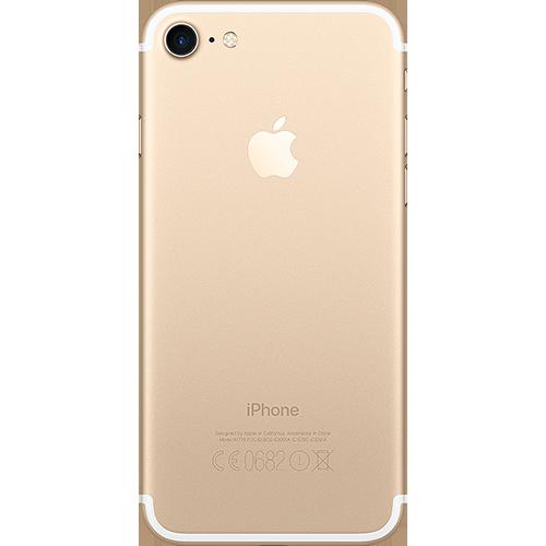 Apple iPhone 7 Gold Hinten