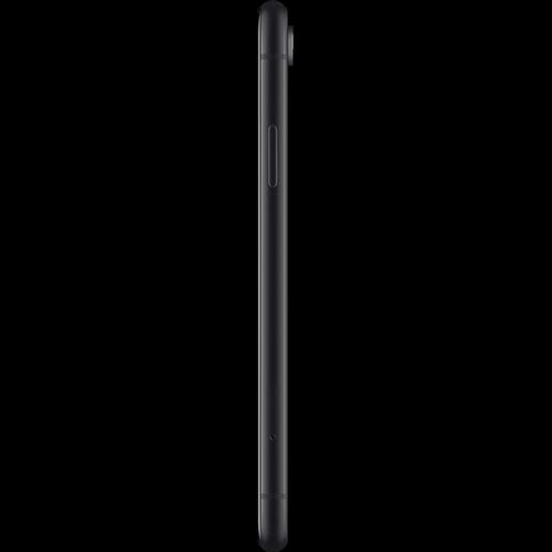 Apple iPhone XR Schwarz Seite