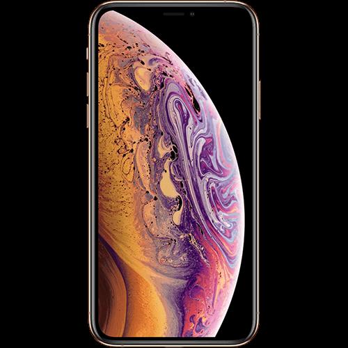 Apple iPhone XS Gold Vorne
