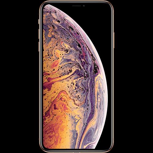 Apple iPhone XS Max Gold Vorne