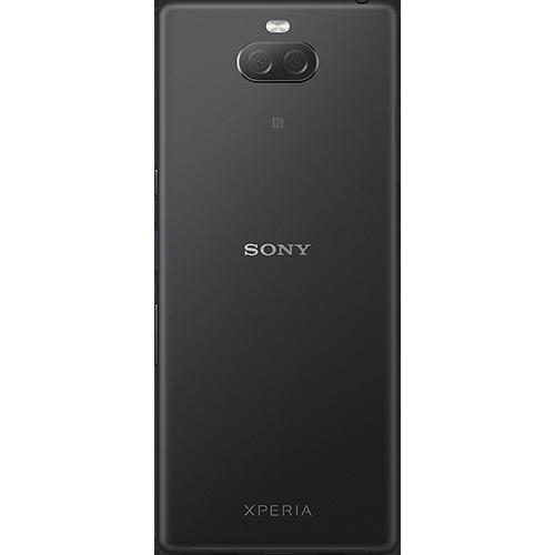 Sony Xperia 10 Schwarz Hinten