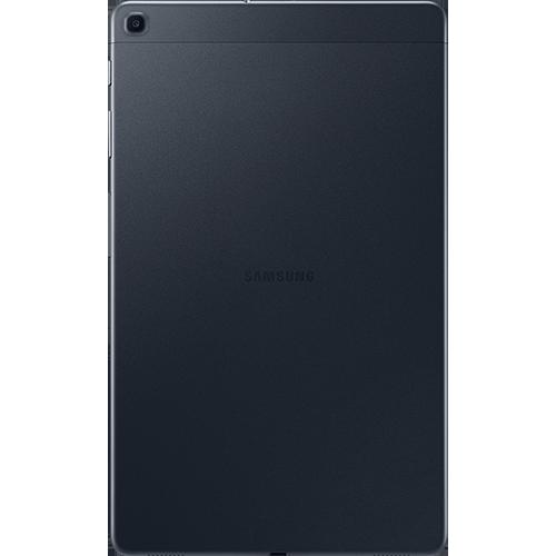 Samsung Galaxy Tab A 10.1 LTE (2019) Schwarz Hinten