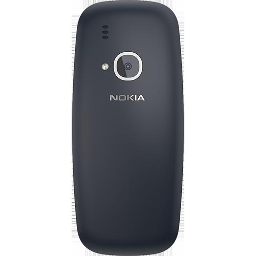 Nokia 3310 Blau Hinten
