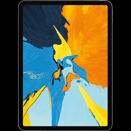 Apple 11'' iPad Pro WiFi Spacegrau Vorne