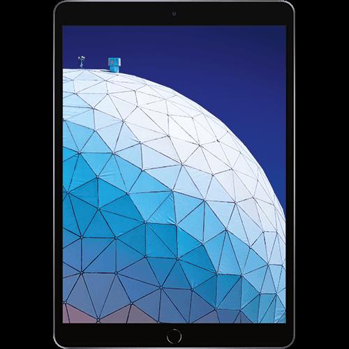 Apple iPad Air WiFi Space Grau Vorne