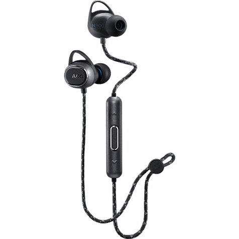 AKG N200 Wireless In-Ear Bluetooth-Kopfhörer - Schwarz 99929441 hero