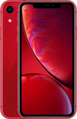 iPhone XR Productred mit StreamOn Social