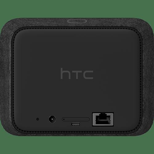 HTC 5G HUB Schwarz Hinten
