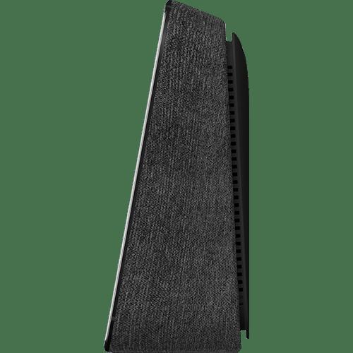 HTC 5G HUB Schwarz Seite