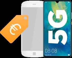 Ihr gebrauchtes Smartphone in Zahlung geben und bis zu 200 € dafür erhalten.