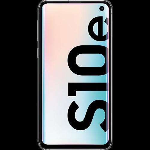 Samsung Galaxy S10e Prism White Vorne
