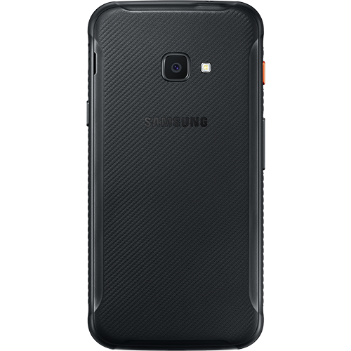 Samsung Galaxy XCover 4s Enterprise Edition Black Hinten
