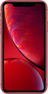 iPhone XR Productred