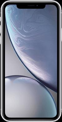 iPhone XR Weiß