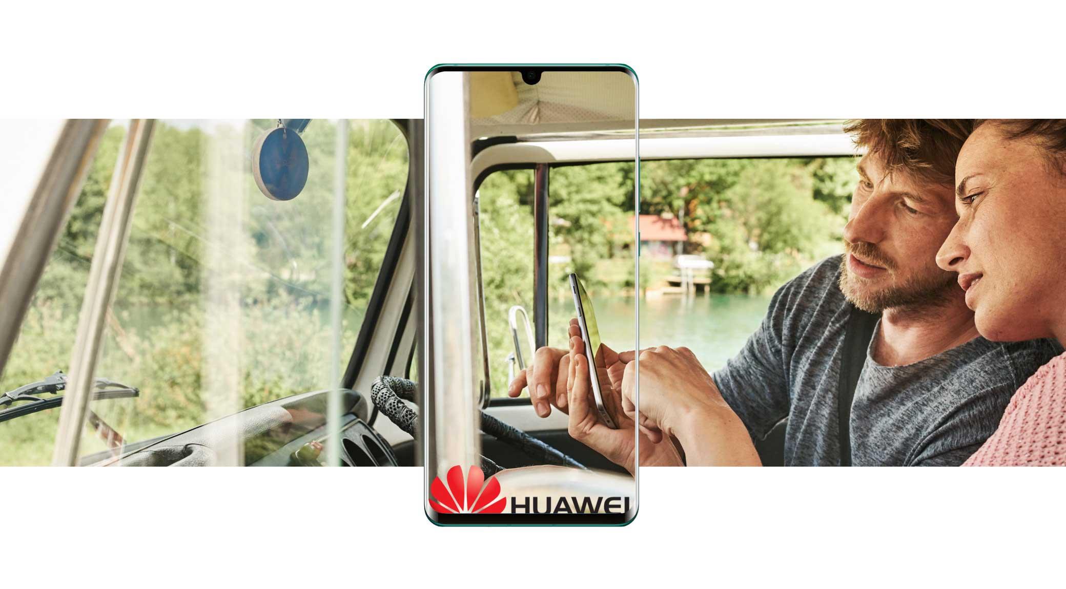 Telekom 5G Mobilfunk Endgeräte Huawei