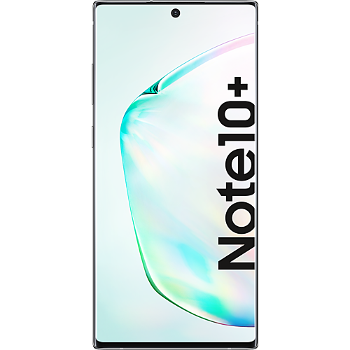 Samsung Galaxy Note10+ Aura Glow Vorne