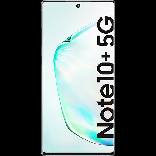 Samsung Galaxy Note10+ 5G Aura Glow Vorne