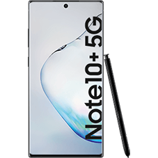 Samsung Galaxy Note10+ 5G Aura Black Katalog