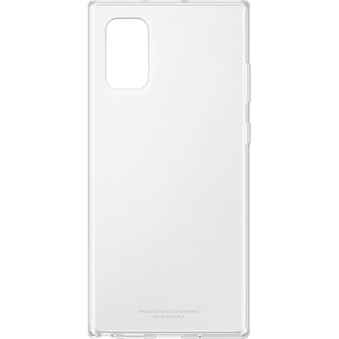 Samsung Clear Cover Galaxy Note10+ Transparent 99929638 hero