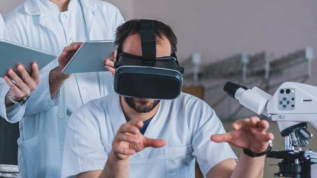 Virtual und Augmented Reality in der Medizin