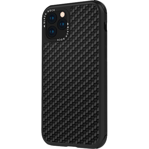 Black Rock Robust Real Carbon Case Apple iPhone 11 Pro - Schwarz 99929683 hero
