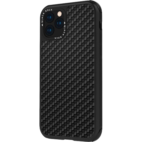 Black Rock Robust Real Carbon Case Apple iPhone 11 - Schwarz 99929685 hero