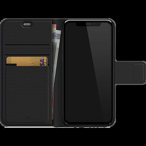 Black Rock 2in1 Wallet Apple iPhone 11 Pro - Schwarz 99929738 seitlich