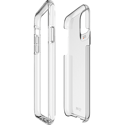gear4 Crystal Palace Case Apple iPhone 11 Pro Max - Transparent 99929756 hero