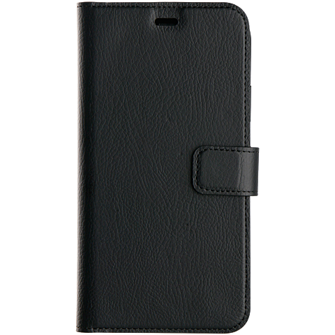 xqisit Slim Wallet Selection Apple iPhone 11 Pro - Schwarz 99929757 vorne