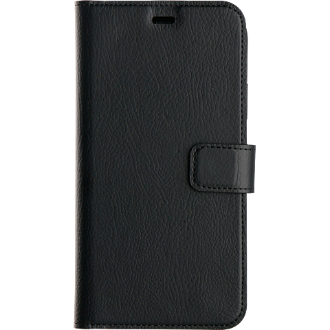 xqisit Slim Wallet Selection Apple iPhone 11 - Schwarz 99929758 vorne