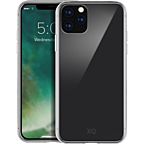 xqisit Phantom Glas Cover Apple iPhone 11 Pro - Transparent 99929760 kategorie