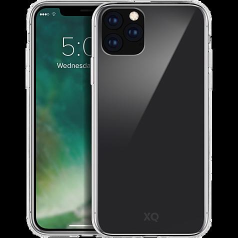 xqisit Phantom Glas Cover Apple iPhone 11 Pro - Transparent 99929760 hero