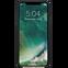 xqisit Liquid Silikon Case Apple iPhone 11 Pro - Schwarz 99929762 hinten thumb