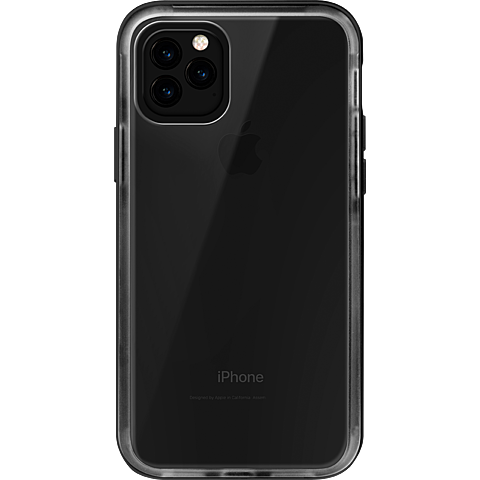 LAUT Exo Frame Cover iPhone 11 Pro - Gunmetal 99929766 vorne
