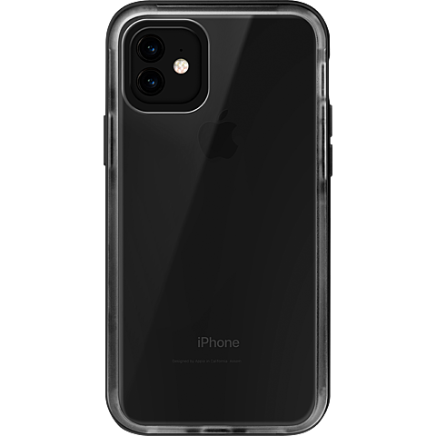 LAUT Exo Frame Cover iPhone 11 - Gunmetal 99929768 vorne