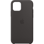 Apple Silikon Case iPhone 11 Pro - Schwarz 99929802 kategorie
