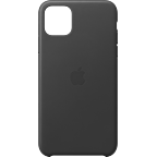 Apple Leder Case iPhone 11 Pro Max - Schwarz 99929735 kategorie