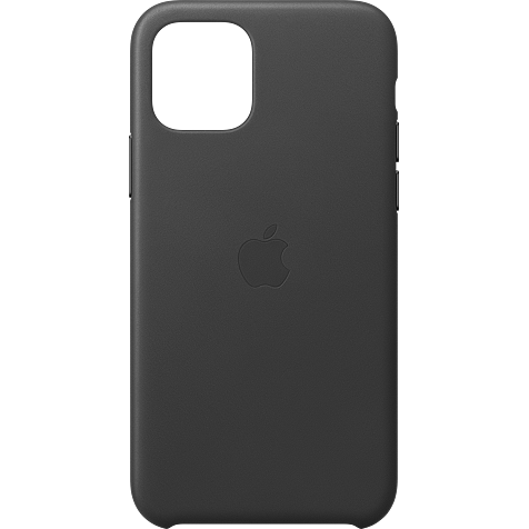 Apple Leder Case iPhone 11 Pro - Schwarz 99929806 hero