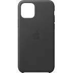 Apple Leder Case iPhone 11 Pro - Schwarz 99929806 kategorie