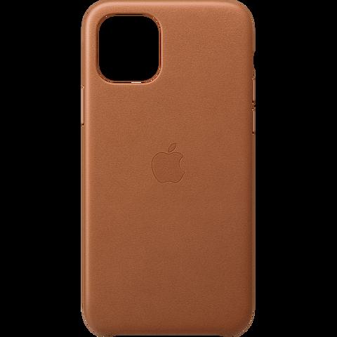 Apple Leder Case iPhone 11 Pro - Sattelbraun 99929807 vorne
