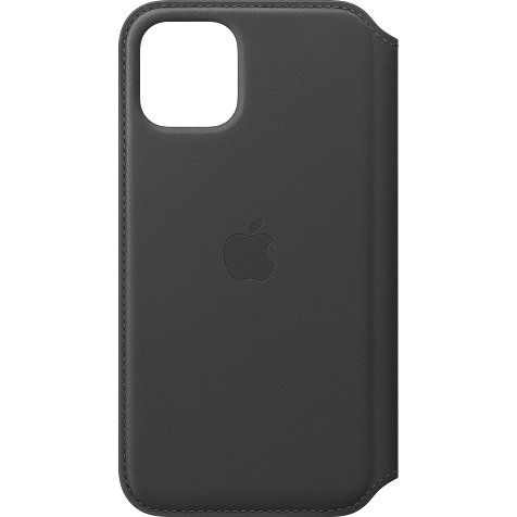 Apple Leder Folio Case iPhone 11 Pro - Schwarz 99929809 hero